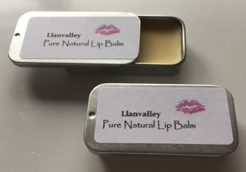 Tin Lip Balm 2 - ditch the plastic!